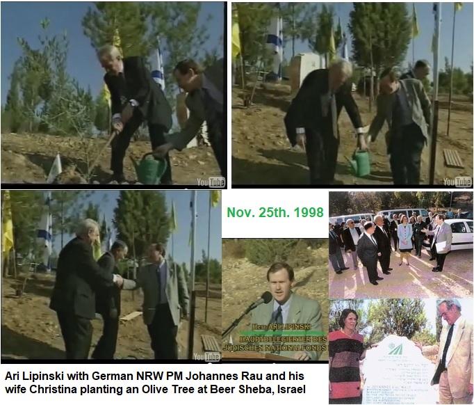 Ari-Lipinski-and-NRW-PM-Johannes-Rau-near-Beer-Sheba-25.11.1998